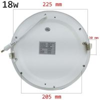 LED Round Ceiling Panel Lights